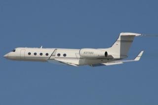 фото самолёта Gulfstream G550